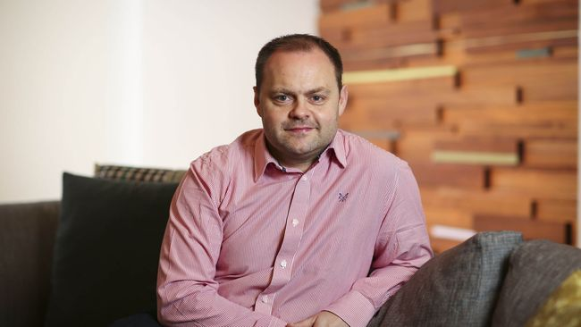 In conversation with Mark Evans - Managing Director, Direct Line Group
