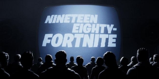 Fortnite mocks 1984 ad in spat with Apple and Google app stores