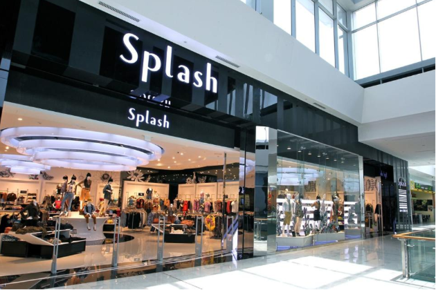 Splash plans to produce 80 percent of its products using sustainable and ethically sourced materials