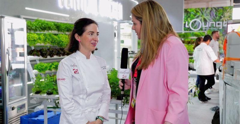 Interview: Chef Elena Arzak, 3 Michelin Star Chef, Arzak