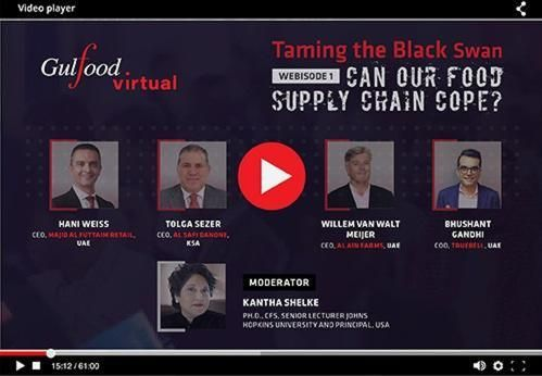 Webinar: Taming the Black Swan - Can Our Food Supply Chain Cope?