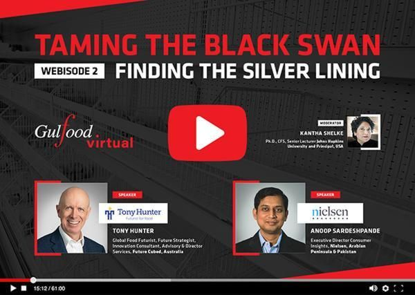 Webinar: Taming the Black Swan - Finding the Silver Lining