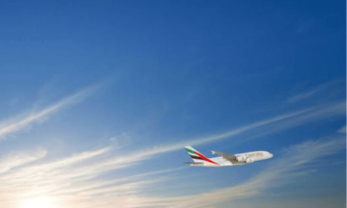 Emirates Airlines - 10% Off tickets