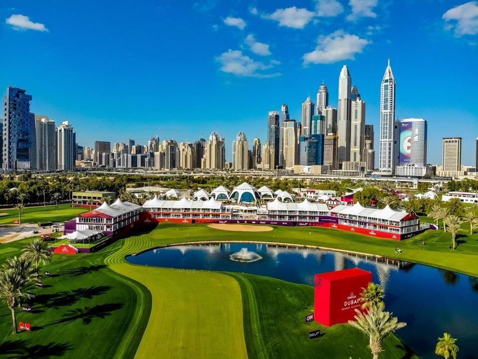 Omega Dubai Desert Classic 2020 World Art Dubai Diverse Affordable Original