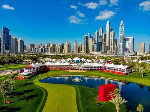 OMEGA Dubai Desert Classic 2020