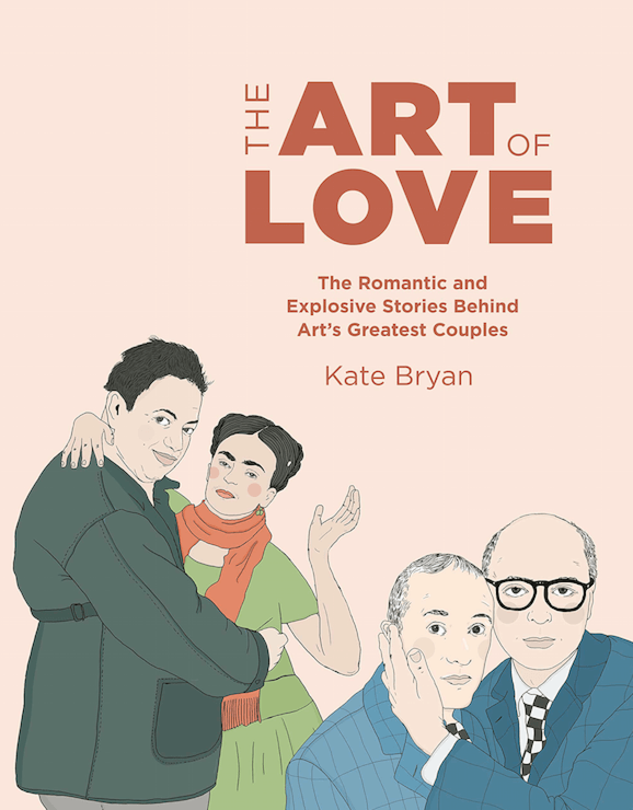 The Art Of Love by Kate Bryan