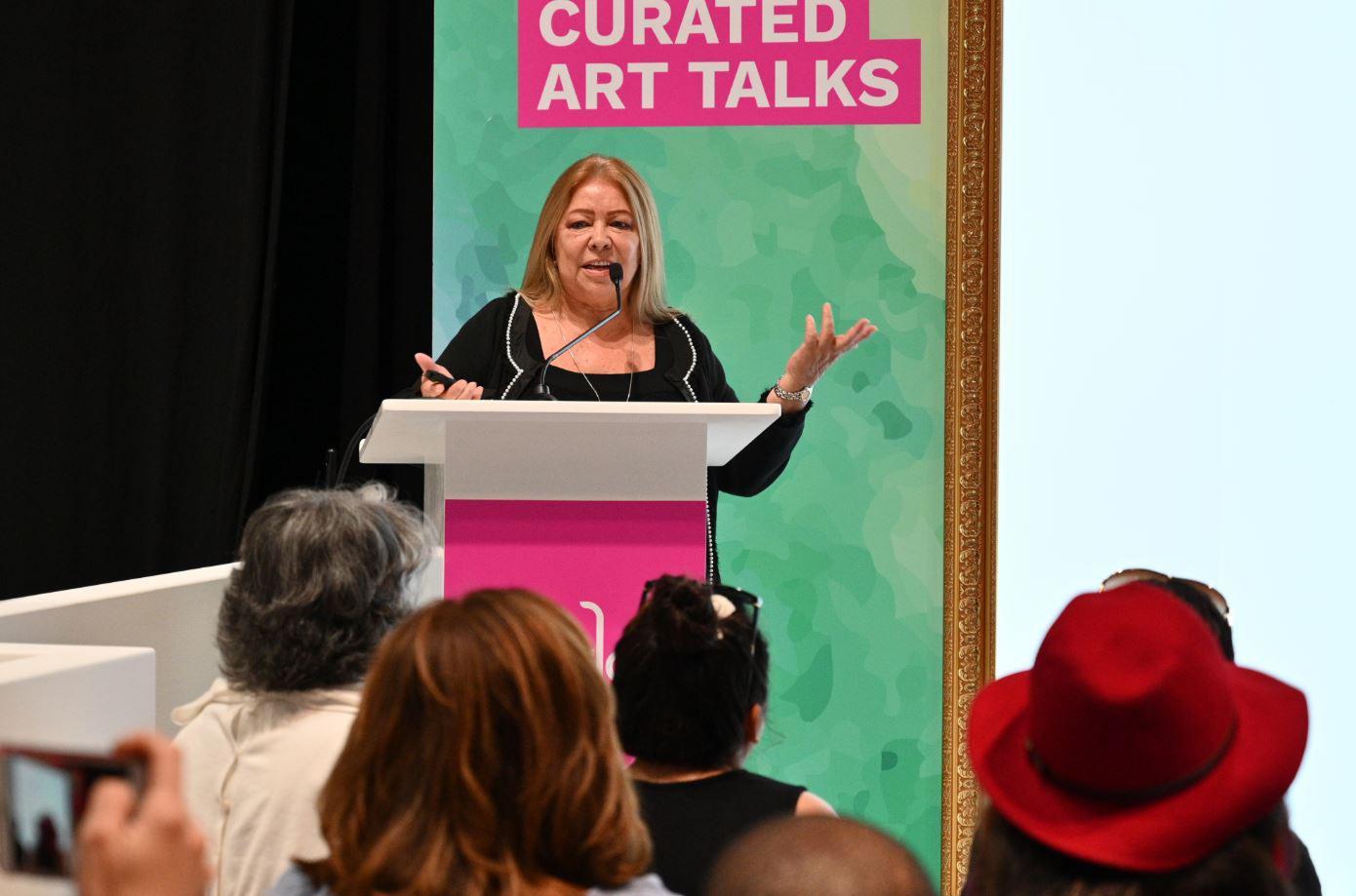 Curated Art Talks