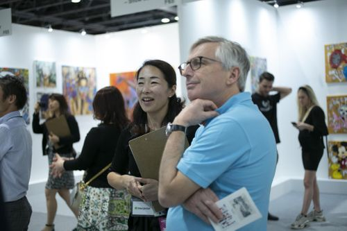World Art Dubai Expands its Palette for 2020 Edition