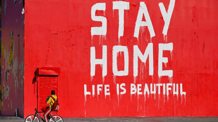 Street Artists Reflect on the Current Pandemic