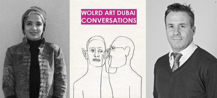 Conversations with World Art Dubai