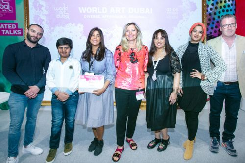 World Art Dubai Shines Light on the Show's Leading Talents