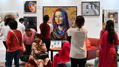 World Art Dubai Feeds UAE's Appetite for Affordable Art