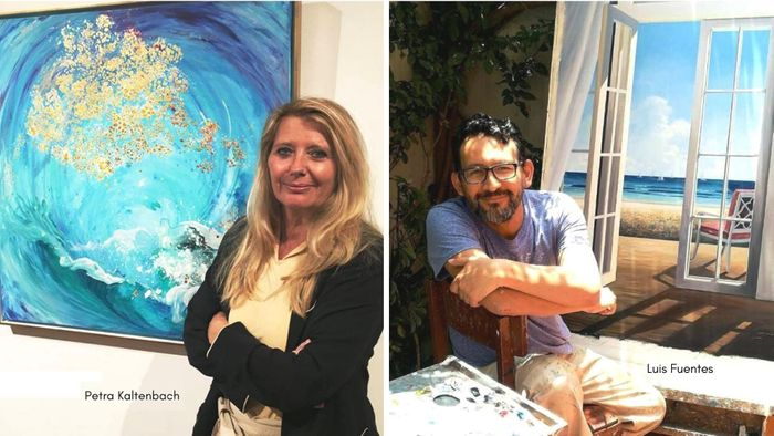 From World Art Dubai to regional stardom
