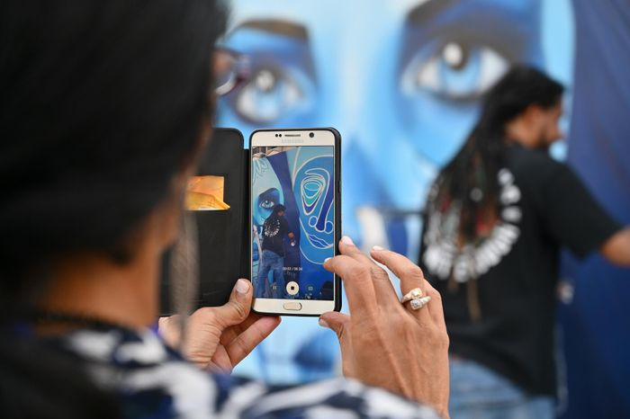 Street Art Moves Mainstream at World Art Dubai