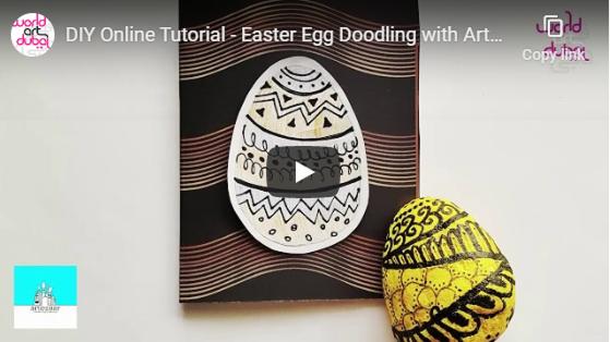 Easter Egg Doodling with ArtezaarEaster Egg Doodling with Artezaar