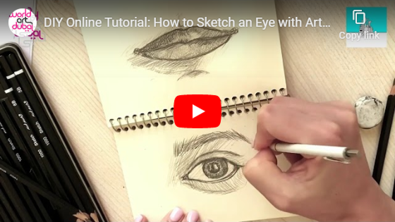 How to Sketch an Eye with Artezaar