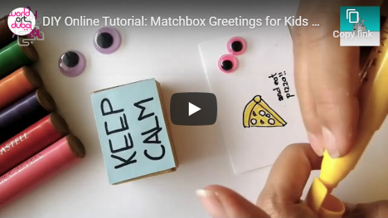 Matchbox Greetings for Kids with Artezaar