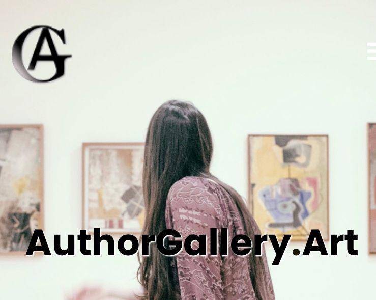 Author Art Gallery
