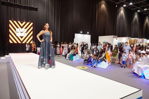 Art Fashion Show