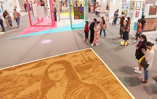 The Region's Largest Accessible And Affordable Retail Art Fair Returns For It's Seventh Edition