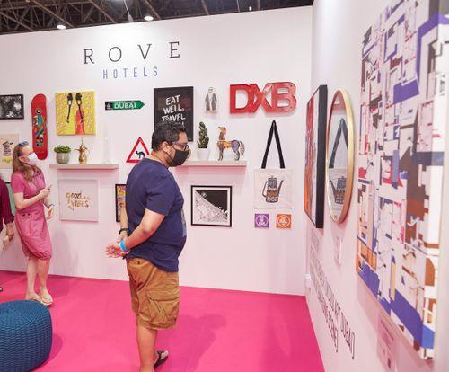 World Art Dubai Celebrates Emerging Artists