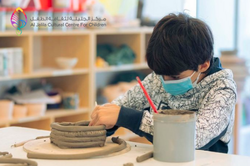 pottery & sculptures