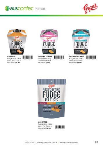 Grans Fudge