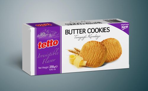 TETTO BUTTER COOKIES