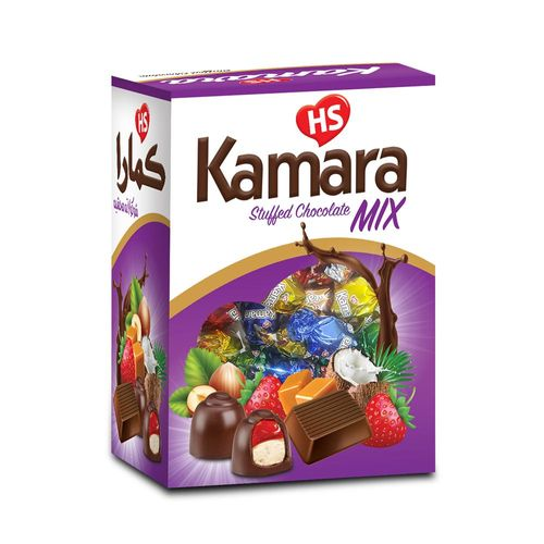 Kamara Chocolate Box