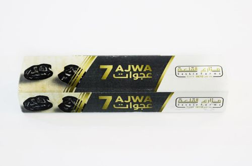 Organic Ajwa 7 pices
