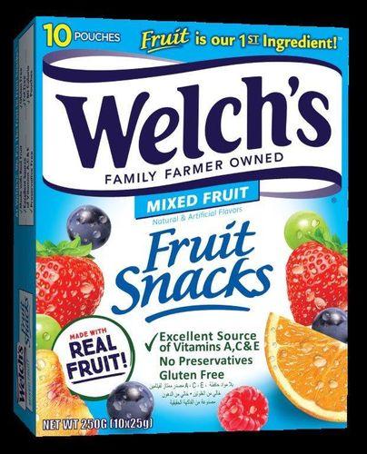 10 Count Box Mixed Fruit