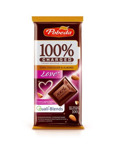 CHARGED Chocolate Love Flavor
