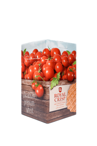Tomato waffles