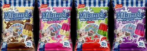 Milkimelo Lollipops