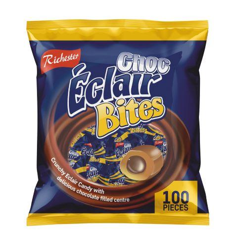 Chocolate Eclair Bites