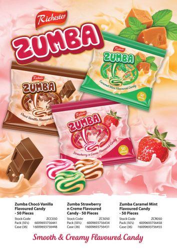 Zumba Creamy Candy