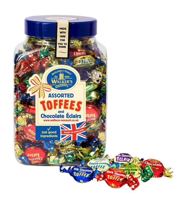 Walker's Nonsuch Toffees