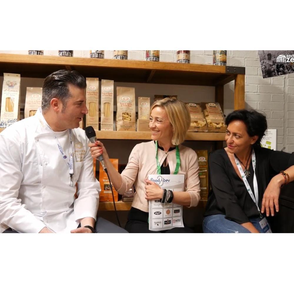 Rustichella d'Abruzzo: una nuova linea di pasta riproposta dallo chef stellato William Zonfa