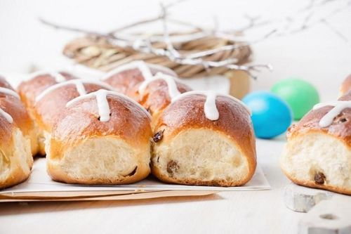 Happy Easter and hot cross buns: The ultimate comfort snack boost to banish coronavirus blues?
