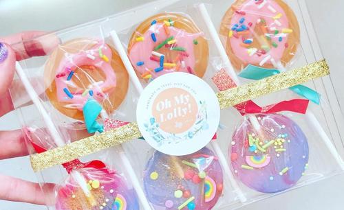 How TikTok helped this lollipop maker get too many orders