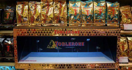 Mondelez channels digital engagement via Toblerone activation in Dubai