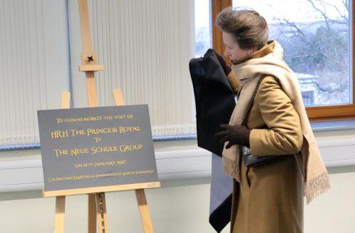 HRH The Princess Royal to visit BETA International