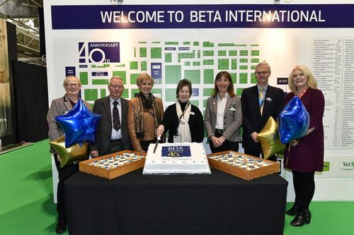 BETA INTERNATIONAL MARKS ITS 40TH YEAR WITH ANOTHER WINNING SHOW