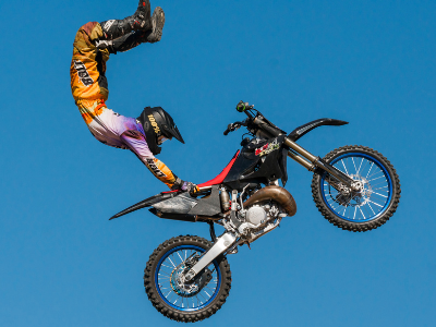 Freestyle Motocross: All4FMX