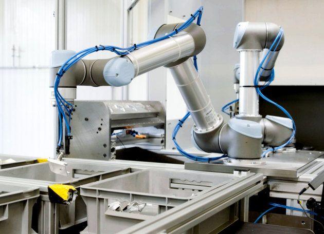 Cobots: Bridging skills and automation gap