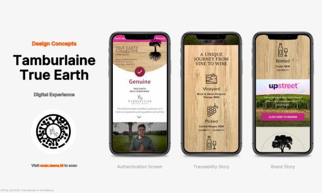 Laava puts Smart Fingerprint on Tamburlaine wines