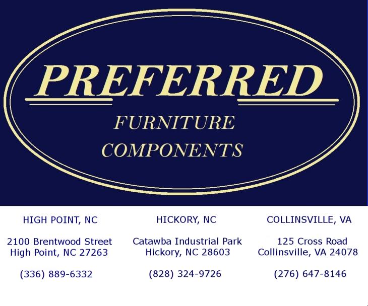 Preferred Furniture Components