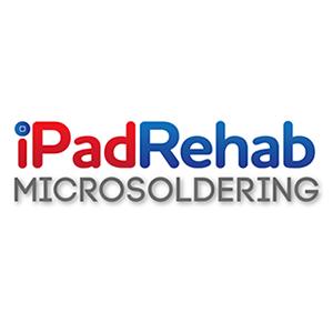iPad Rehab Microsoldering