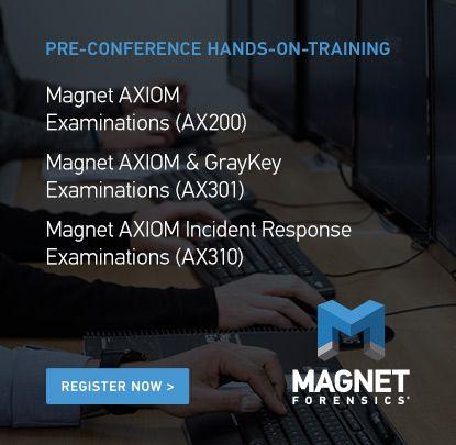 Magnet Forensics ad