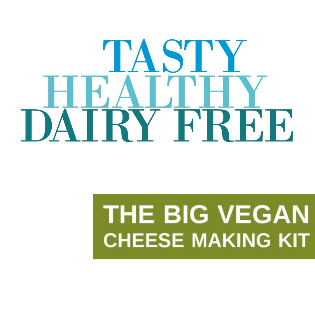 The Vegan Big Cheese Making Kit